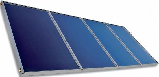Foto de Captadores solares