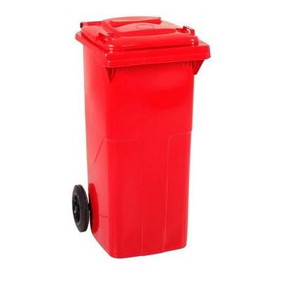 Foto de Contenedores basureros de 120 litros