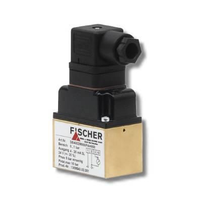 Foto de Transmisor de presión diferencial