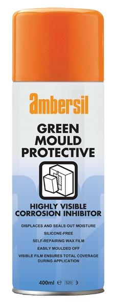 Foto de Protector de moldes verde