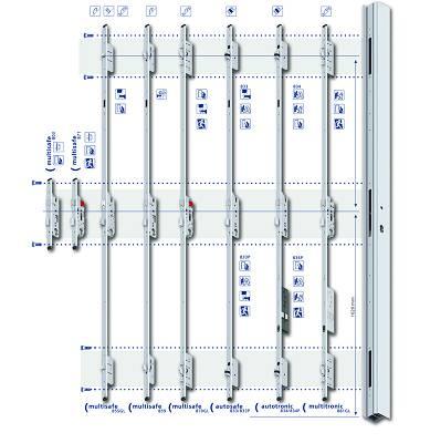 Foto de Cerraduras para aluminio