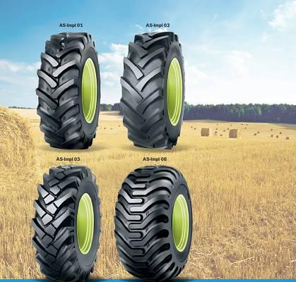 Foto de Neumáticos diagonales