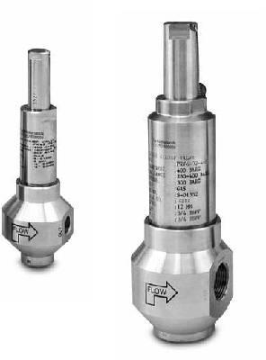 Foto de Válvulas de alivio de seguridad de presión