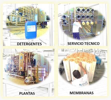 Foto de Equipos para el tratamiento de fluídos