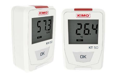 Foto de Registradores temperatura / humedad