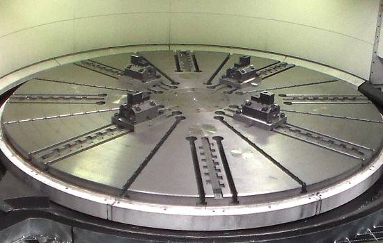 Foto de Platos de grandes diámetros