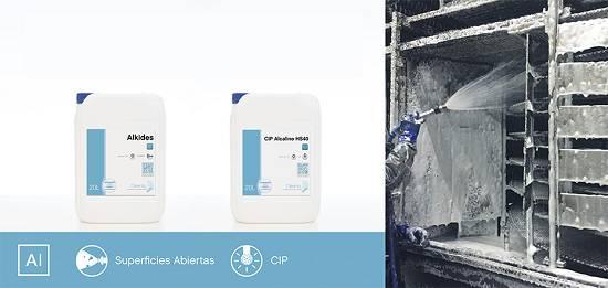 Foto de Detergentes para las cocinas de la industria alimentaria