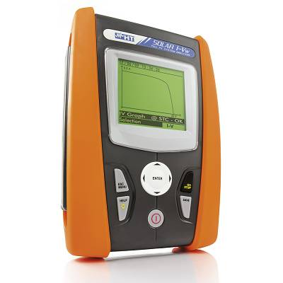 Foto de Instrumento multifunción para verificaciones y mantenimiento sobre instalaciones monofásicas trifásicas