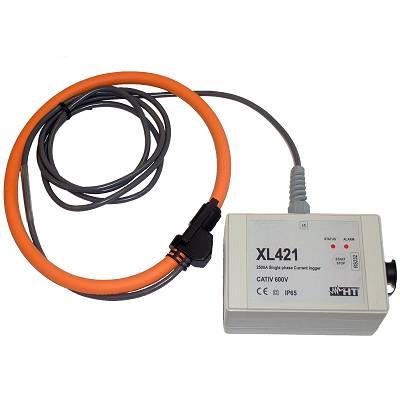 Foto de Data logger de corriente monofásico