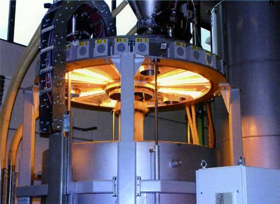 Foto de Tratamiento térmico de la materia plástica
