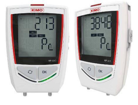 Foto de Registradores presión diferencial