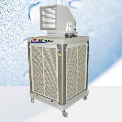Foto de Climatizadores evaporativos portátiles industriales (4.200 a 15.000 m3/h)