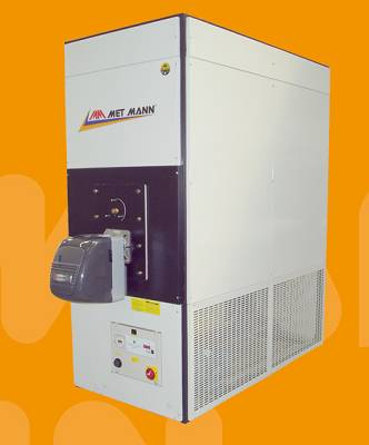 Foto de Generadores de aire calient verticales de 26 a 600 kW
