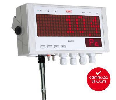 Foto de Transmisor de presión diferencial panelable