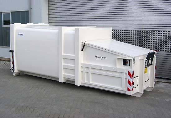 Foto de Autocompactador para residuos voluminosos