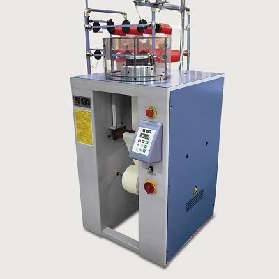 Foto de Máquina circular para la producción de malla tubular (estoquineta)