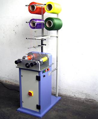 Foto de Máquina bobinadora para hilos