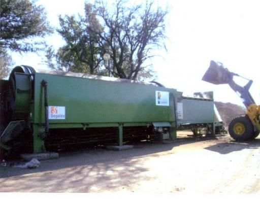 Foto de Trómeles para instalaciones de compostaje