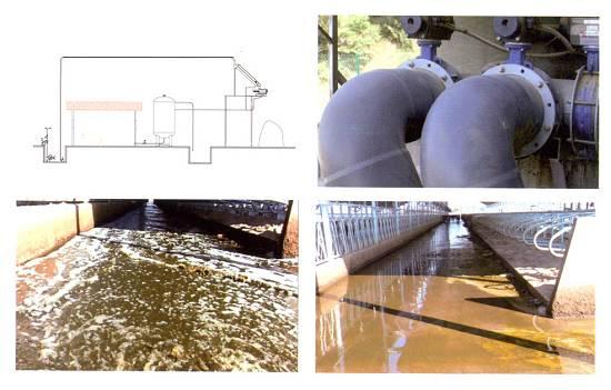 Foto de Sistemas de limpieza por enjuague (flushing)
