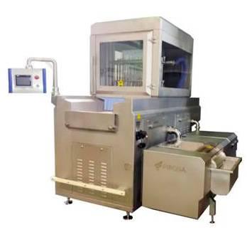 Foto de Inyectora hidráulica de alta presión