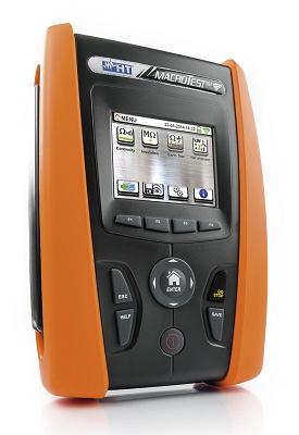 Foto de Instrumento multifunción avanzado para la verificación de la seguridad eléctrica