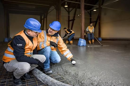 Foto de Activador de la hidratación del cemento