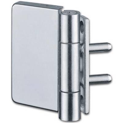 Bisagras de acero inoxidable multi 2d cerramientos y for Bisagras acero inoxidable