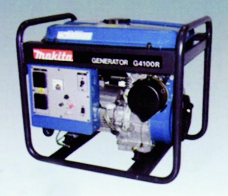 Foto de Generador a gasolina