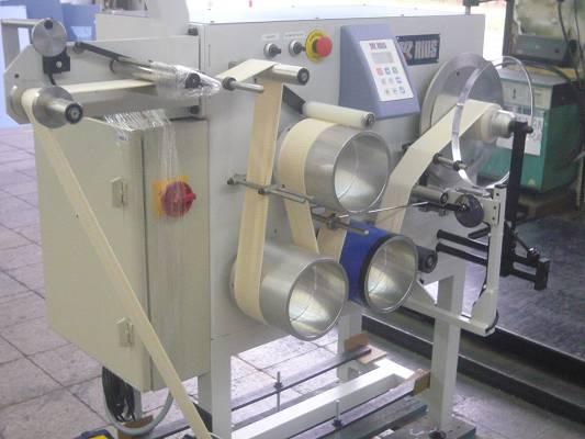 Foto de Máquina para el medido y enrollado