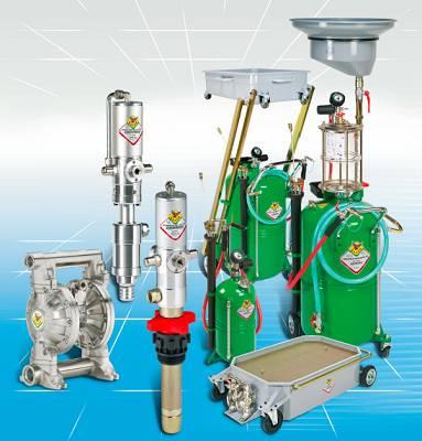 Foto de Aspiradores y recogedores de aceite usado