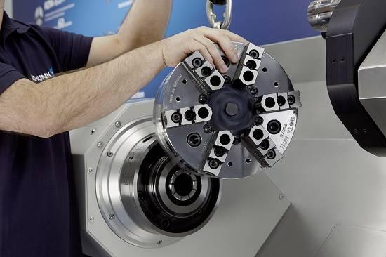 Foto de Sistema de cambios de platos para tornos