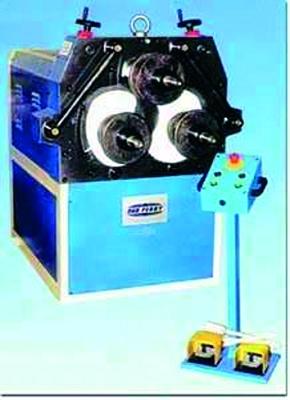 Foto de Curvadoras manuales e hidráulicas