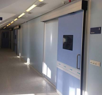 Foto de Puertas automáticas hospitalarias