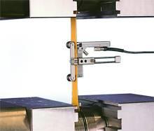 Foto de Extensómetros con bandas extensométricas