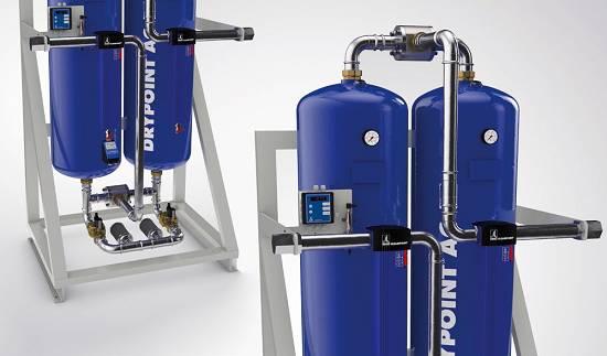 Foto de Secadores de adsorción para aire comprimido