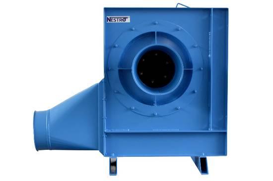 Foto de Ventiladores extractores de gas bruto