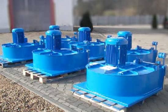 Foto de Ventiladores extractores para gas puro