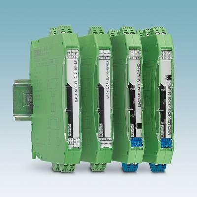 Foto de Amplificadores y aisladores de señal