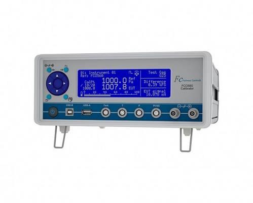 Foto de Calibradores de presión diferencial