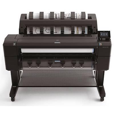 Foto de Impresora con dos rollos y conexión a internet