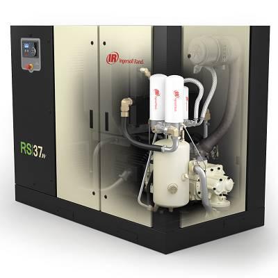 Foto de Compresores de aire de tornillo rotativo