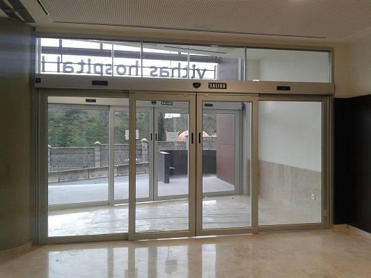 Puertas correderas autom ticas grupsa as 900 antip nico - Instalacion puerta corredera ...