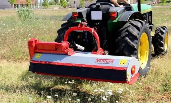 Foto de Trituradoras agrícolas ligeras