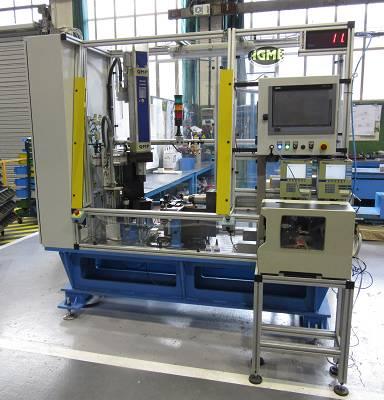 Foto de Máquinas especiales para la inserción de componentes