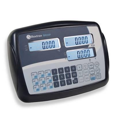 Foto de Indicador de peso con funciones de precio, peso e importe