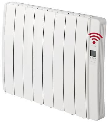 Emisores t rmicos gabarron wifi diligens climatizaci n e - Emisores termicos electricos ...