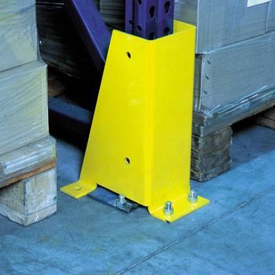Foto de Protecciones de estanterías