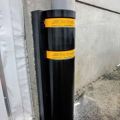 Foto de Protección para tuberías de polímero técnico ultraresistente