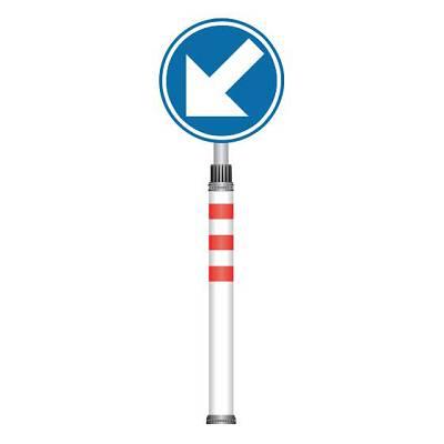 Foto de Pilonas flexibles para señalización