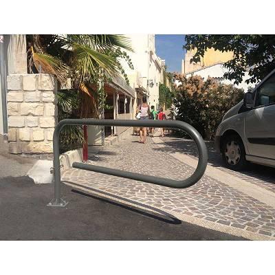 Foto de Barreras giratorias para zonas públicas